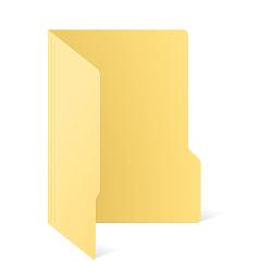 Folder Icon - Change in Windows 10