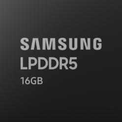 Samsung Begins Mass Production of 16GB LPDDR5 DRAM for Smartphones