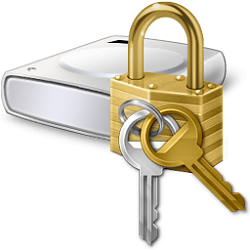 Create BitLocker Drive Encryption Shortcut in Windows 10