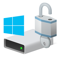 BitLocker - Turn On or Off for Operating System Drive in Windows 10