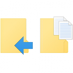 'Copy To folder' and 'Move To folder' Context Menu - Add in Windows 10