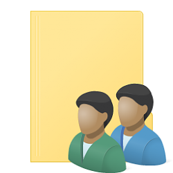 Shared Folders shortcut - Create in Windows 10