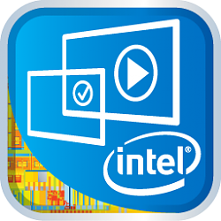 Image result for intel hd graphics logo