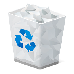 Change Maximum Storage Size for Recycle Bin in Windows 10