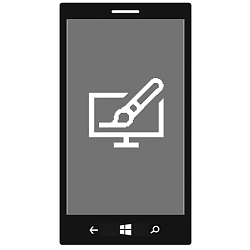 Change Start Background on Windows 10 Mobile Phone