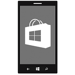 Store - Check for App Updates in Windows 10 Mobile Phone