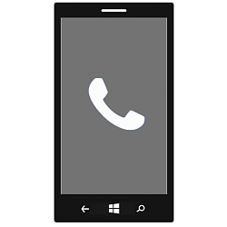Phone Number - Block or Unblock on Windows 10 Mobile Phone