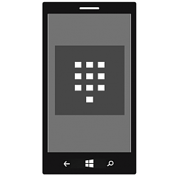 PIN - Add in Windows 10 Mobile Phones