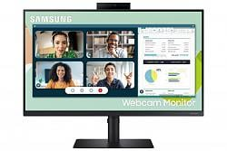 Samsung introduces 24-inch Webcam Monitor S4 for hybrid workers