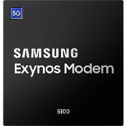 Samsung Announces Exynos Modem 5100 - 1st 3GPP compliant 5G modem
