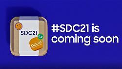Watch Samsung Developer Conference (SDC) October 26, 2021