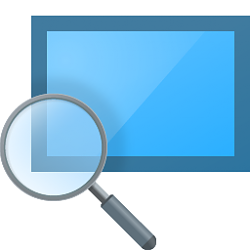 Choose Where to Keep Mouse Cursor while using Magnifier in Windows 10