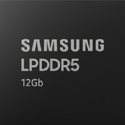 Samsung Begins Mass Production of First 12Gb LPDDR5 Mobile DRAM
