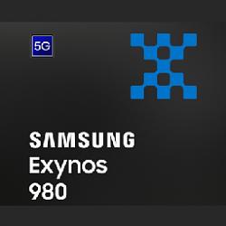 Samsung announces 8nm 5G integrated Exynos 980 mobile processor