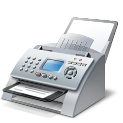 Change Send to Fax Recipient Icon in Windows