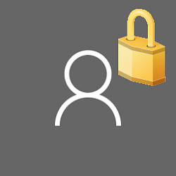 Unlock Local Account in Windows 10