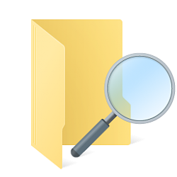 Move Location of Searches Folder in Windows 10