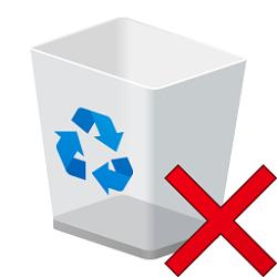 Add Secure Delete to Recycle Bin Context Menu in Windows 10