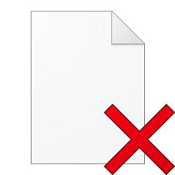 Delete File in Windows 10