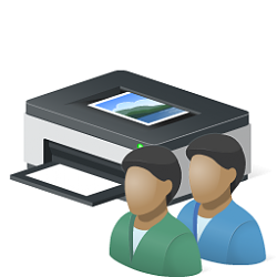 Share a Printer in Windows 10