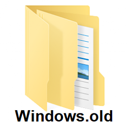 Delete Windows.old Folder in Windows 10