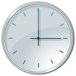 Clock on Taskbar - Change to 12 hour or 24 hour Format in Windows 10