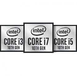 New 10th Gen Intel Core Comet Lake mobile processors