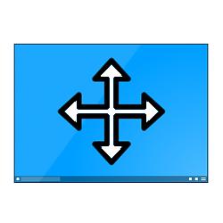 Move Off-Screen Window back On-Screen in Windows 10