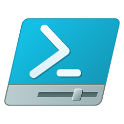 Add Edit with PowerShell ISE as administrator in Windows 10