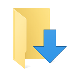 Move Location of Downloads Folder in Windows 10