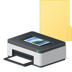Create Printers Folder Shortcut in Windows