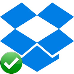 Add or Remove Dropbox Desktop Icon in Windows 10