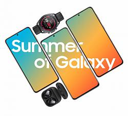Samsung announces Summer of Galaxy is Back