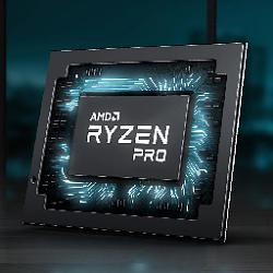 New AMD Ryzen PRO 4000 Series Mobile Processors for business notebooks