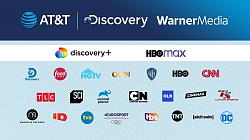 AT&T's WarnerMedia and Discovery merging streaming services