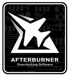 Malicious software website impersonating official MSI Afterburner page