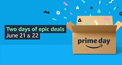 Amazon Prime Day arrives on June 21 and 22 of 2021