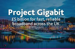 UK Government launches new £5bn Project Gigabit
