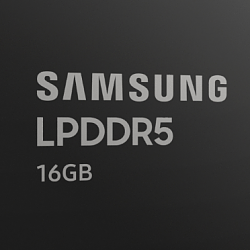 Samsung Begins Mass Production of 16Gb LPDDR5 DRAM
