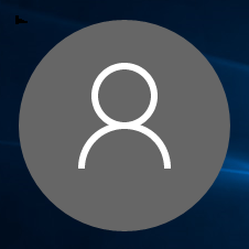 Sign in Screen - Do Not Display User Name in Windows 10