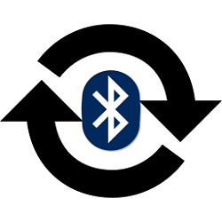 App Sync Between Devices using Bluetooth - Turn On or Off in Window 10