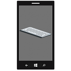 Keyboard Shortcuts in Continuum for Windows 10 Mobile Phones